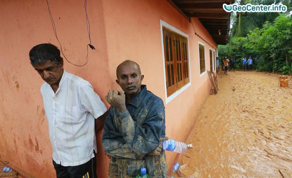 Наводнения на Шри-Ланке, май 2017 года