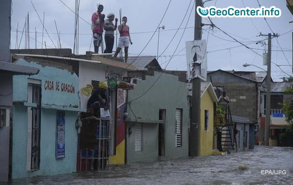 Hurricane Irma reached the north of Cuba