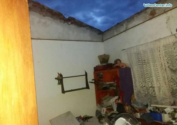 Торнадо в Аргентине, 24 ноября 2017 года