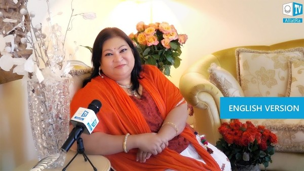 """Kindness is the most important virtue"" Mrs. Anamika Bharti, art historian, diplomat. Interview"