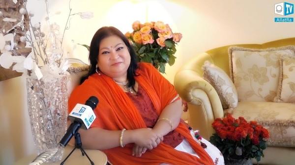 «Доброта – главная добродетель» Анамика Бхарти, дипломат, искусствовед. Интервью на АЛЛАТРА ТВ