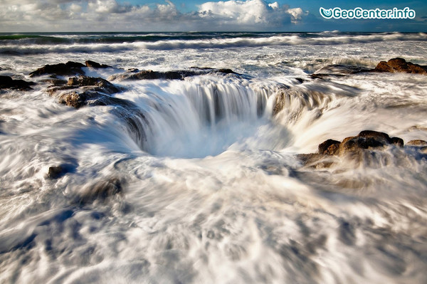 США: куда утекает Тихий океан?