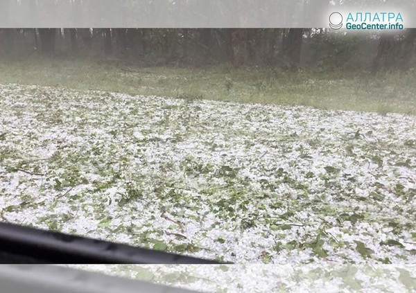 Непогода в Квинсленде (Австралия) 11 октября 2018 г.