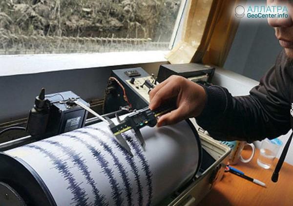Землетрясение магнитудой 6,2 в Чили, 10 апреля 2018 года