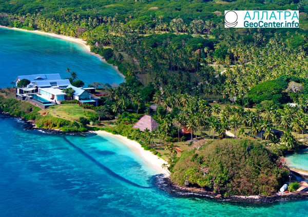 Архипелаг Фиджи вступил в эпоху климатических изменений