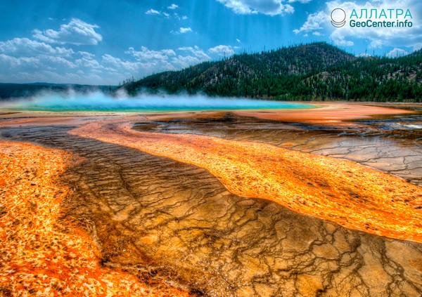 Yellowstone: správy observatória za január 2020