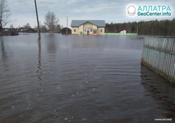 Kataklizmy v Rusku, máj 2020