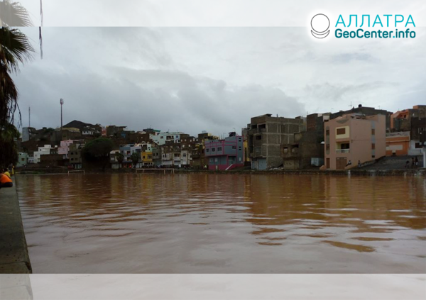 Katastrofické záplavy na africkom kontinente, september 2020