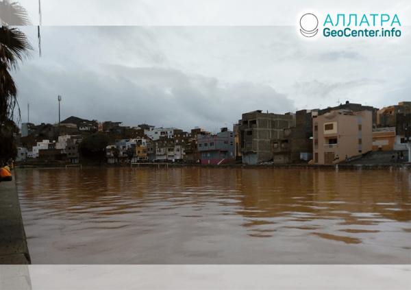 Катастрофические наводнения на африканском континенте, сентябрь 2020