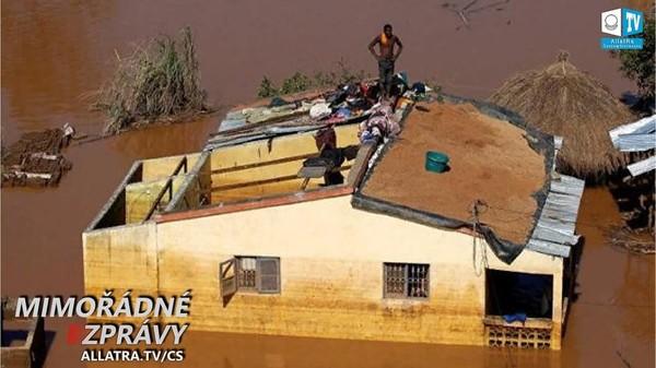 KATASTROFICKÉ NÁSLEDKY cyklónu Idai. KATAKLYZMATA OČIMA OČITÝCH SVĚDKŮ. USA, Německo, Turecko