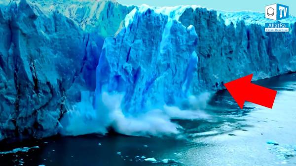 Katastrofické tání LEDOVCŮ! Co říkají vědci a očití svědci.  Sledování klimatu 110