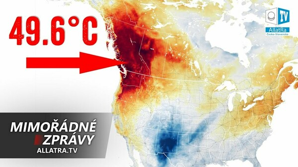 Klimatická apokalypsa dosáhla 2. úrovně! Na co by se lidé měli připravit? | Kataklyzmata červen 2021