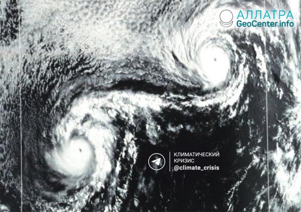 КЛИМАТИЧЕСКИЙ КРИЗИС: интересные факты об ураганах на планете