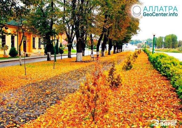 Klimatický rekord v Bielorusku, október 2019