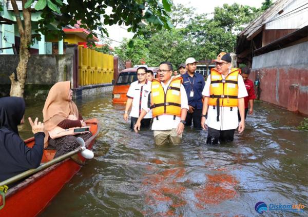 Velké povodně v Indonésii, červen 2019