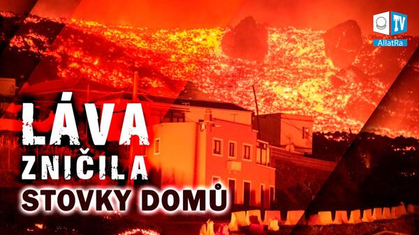LIDÉ ZTRATILI VŠE → Sopka na Kanárských ostrovech. Zemětřesení v Řecku Desítky tisíc obětí→ Thajsko