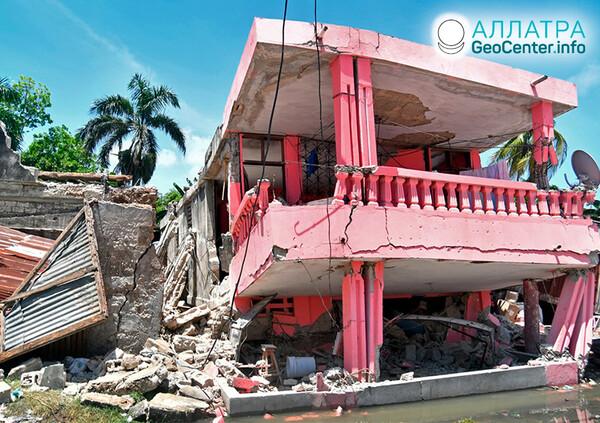 Veľmi silné zemetrasenia 13. – 15. augusta 2021