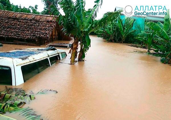 Наводнения на Мадагаскаре, январь 2020