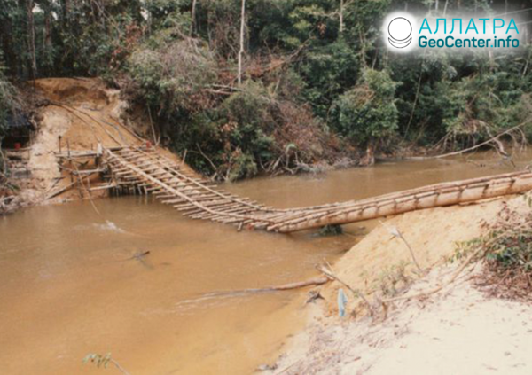 Záplavy na Sumatre, december 2019