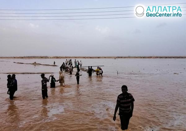 Наводнения в Ливии, июнь 2019