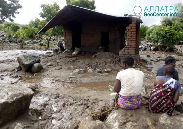 Povodně v Malawi a Mosambiku, březen 2019