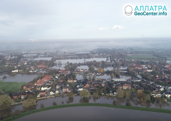 Наводнения в Великобритании, ноябрь 2019