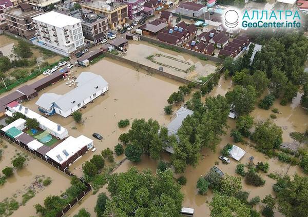 Ničivé záplavy na planéte, august 2021