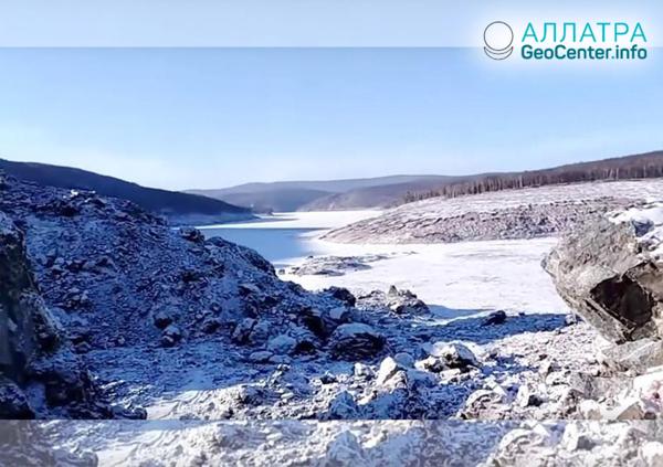 Разрушительные оползни в России, декабрь 2018