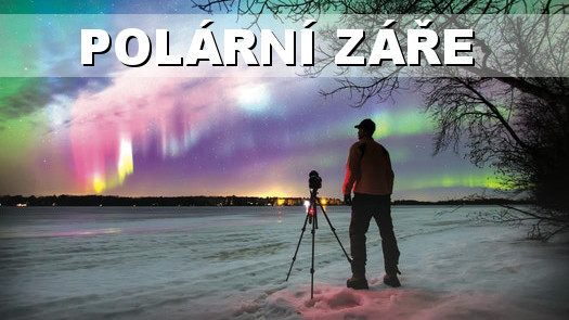 Polární záře. Neobvyklé jevy na obloze. Klimatické události ve světě 18.11.-24.11.2017 (90 vydání)