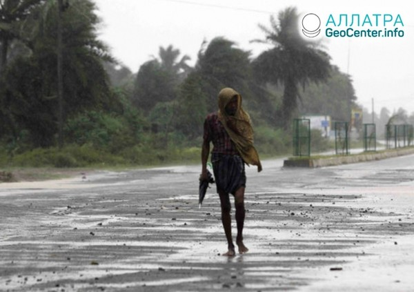 Záplavy na Šalamúnovych ostrovoch, marec 2020