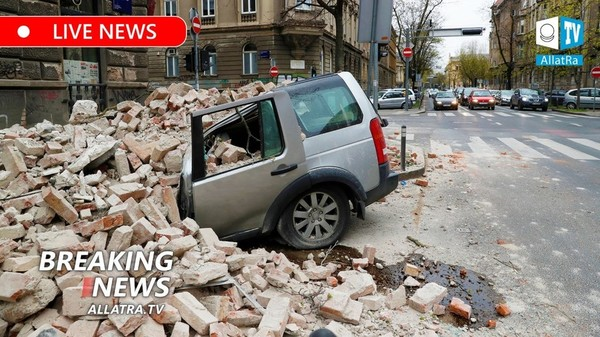 City in RUINS The strongest earthquake in Croatia. Flooding in Iran. SPECIAL EPISODE