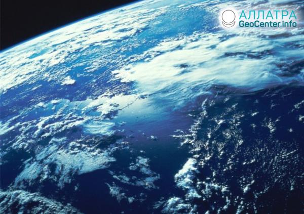 Ускорение течений Мирового океана, февраль 2020