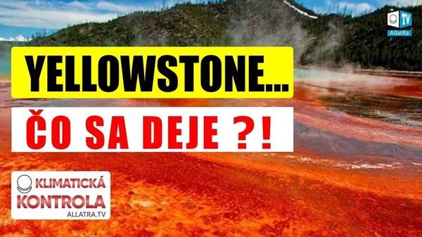 VULKÁN Yellowstone: Posledné Správy! Čo SA DEJE so supervulkánom v USA? Názor VEDCOV!