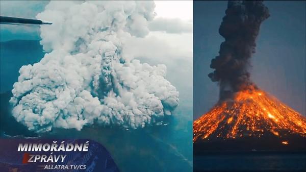 Vulkanologové BIJÍ NA POPLACH? Po celém světe se PROBOUZÍ VULKÁNY. Speciální vydání.