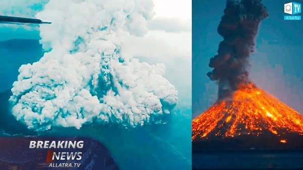 Volcanologists SOUND THE ALARM?! VOLCANOES ARE WAKING UP all around the World: Stromboli, Etna, Krakatau... Special Episode