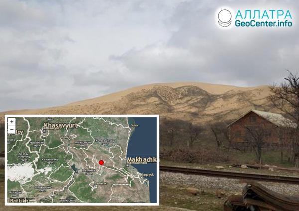 Zemětřesení v Dagestánu (Rusko) 25. března 2019