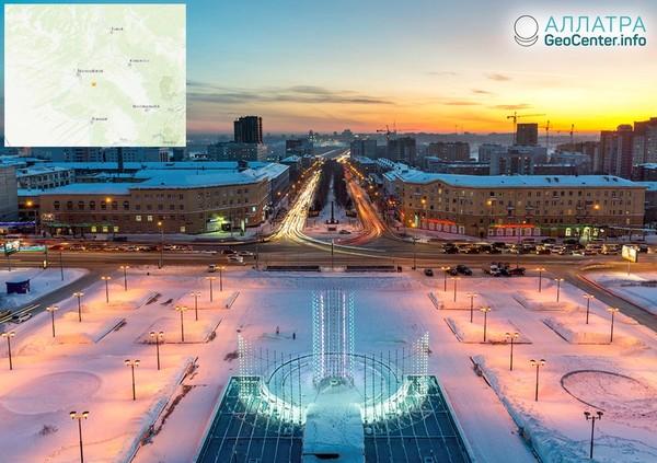Землетрясение в Новосибирской области, Россия, 9 января 2019 года