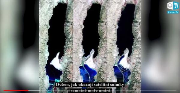 Кlimatické události ve světě 10.12. - 16.12.2016