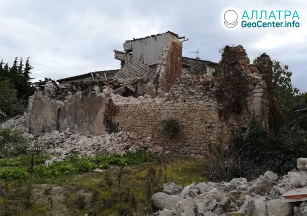 Землетрясения во Франции, ноябрь 2019
