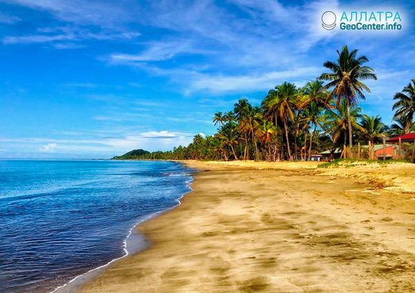 Землетрясение 6,2 у берегов Фиджи, январь 2019